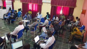 GPU Participants at Workshop