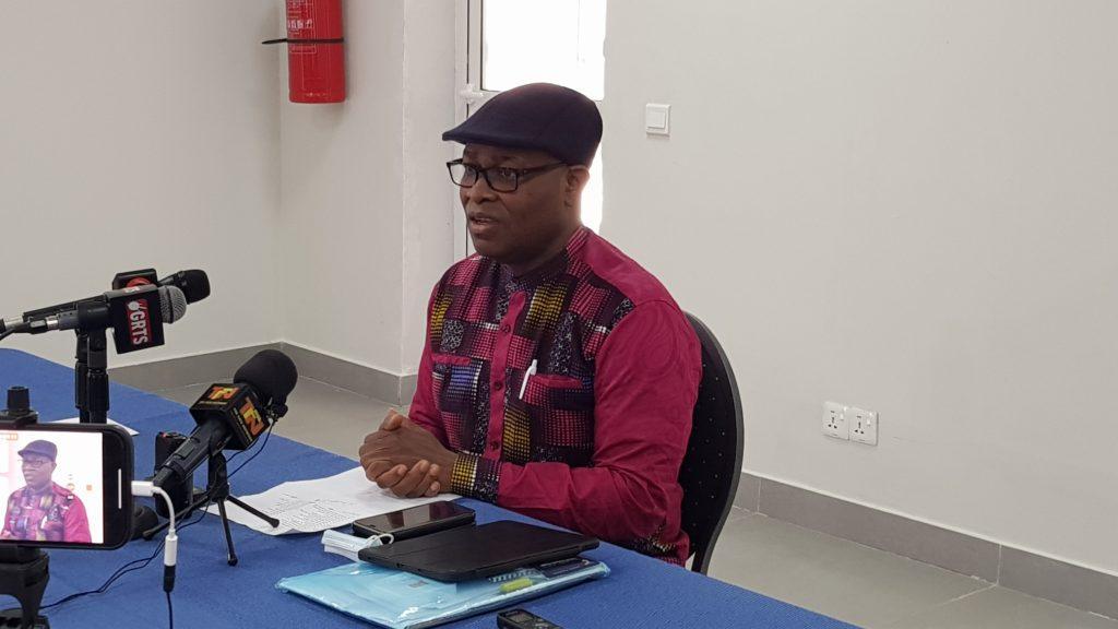 Professor Adebayo of International IDEA Africa