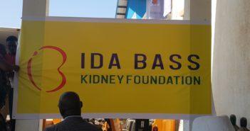 Ida Bass Kidney Foundation Banner