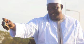 President Barrow (Photo Credit Alhagie Manka)