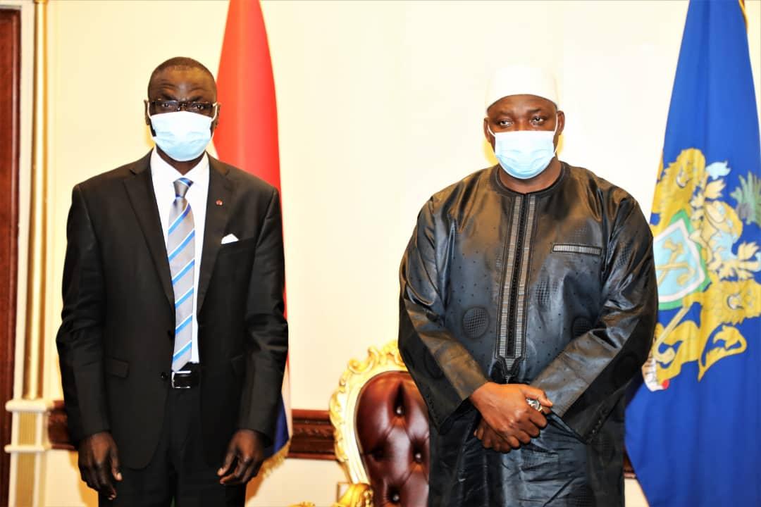 Côte d'Ivoire Ambassador