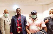 Political Leaders in Abuja