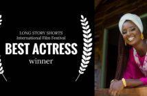 Award Winning Actress Mariama Colley