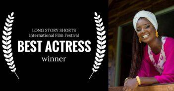 Award Winning Actress Mariama Colley