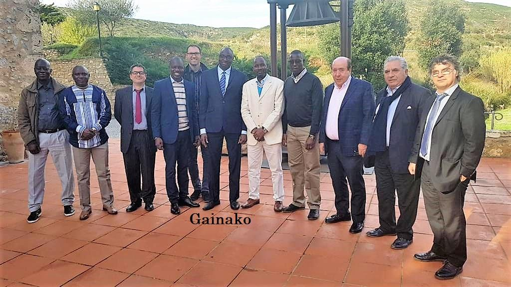 GPF to SAMART Spain
