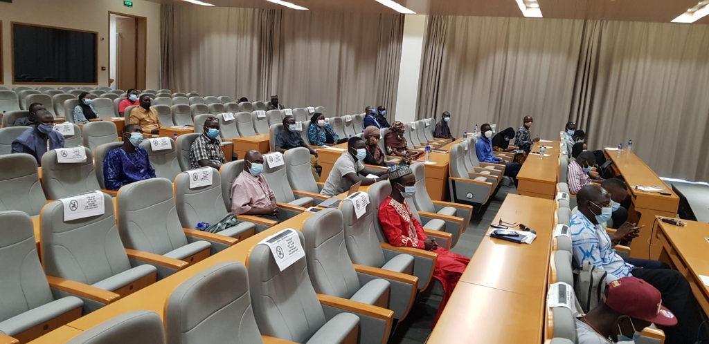 Delegates at CSO and Media Consultation