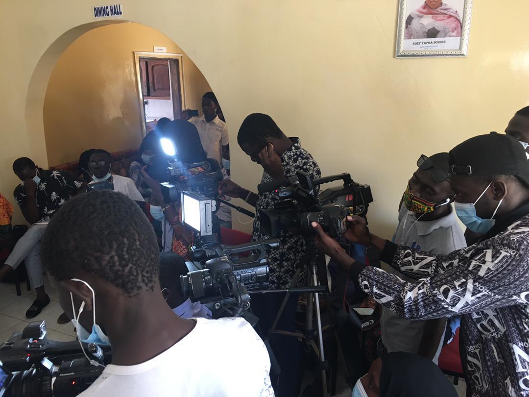 Gambia Press Union 30th World Press Freedom Day 2