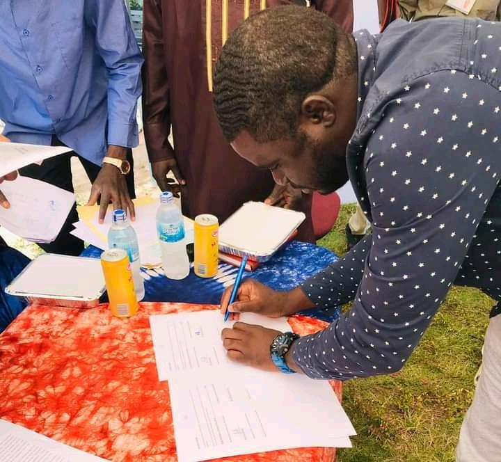 MUSIGAM President Signs with NCAC