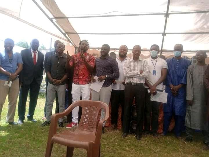 Stakeholder at the NCAC Signing Ceremony