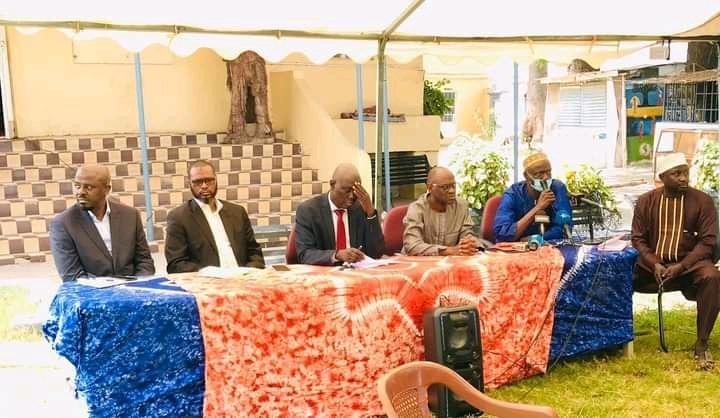 NCAC Stakeholders at High Table