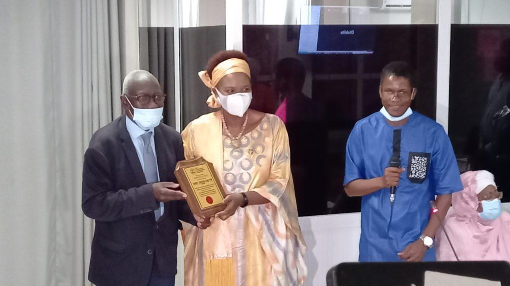 UN Resident Coordinator and TRRC Chair (c) Yusef Taylor