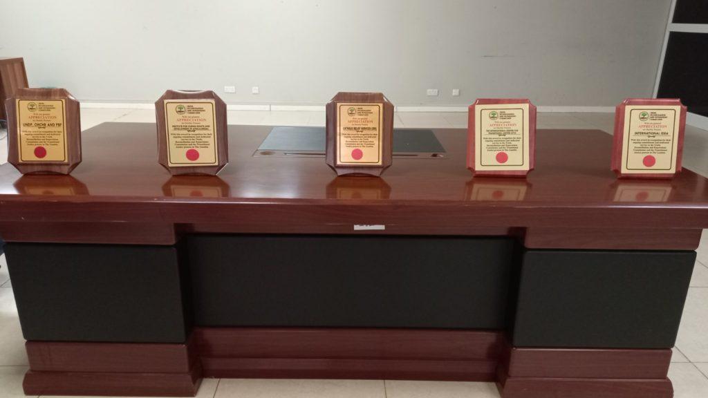 TRRC Awards to 5 Organisations (c) Yusef Taylor