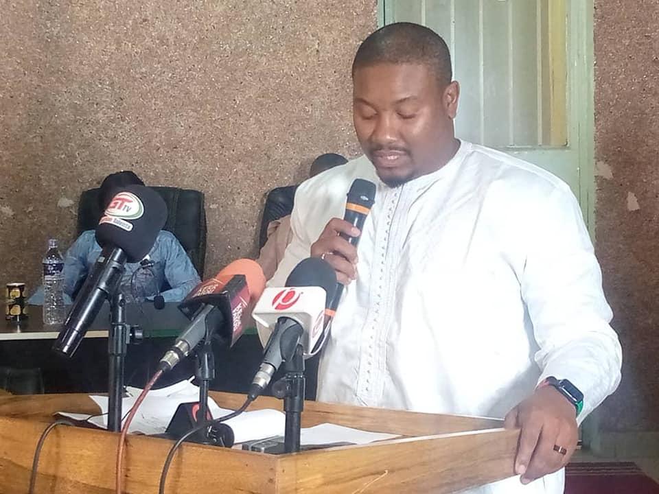 KMC Mayor Talib Ahmed Bensouda