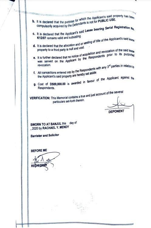 High Court Ruling pg 2